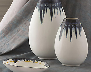 Global Views Drip Large Vase, , rollover