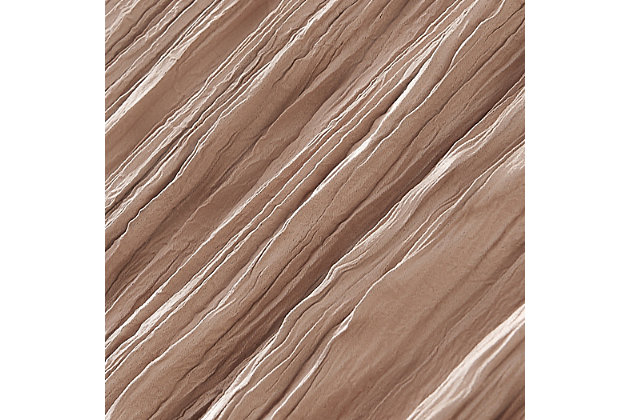 """No. 918 Odelia Distressed Velvet Semi-Sheer 50"""" x 84"""" Blush Pink Tab Top Curtain Panel, Blush, large"""
