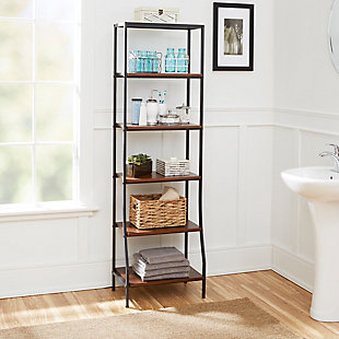 Blakely 6-Tier Etagere, , rollover