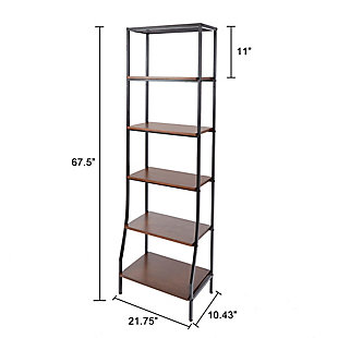 Blakely 6-Tier Etagere, , large