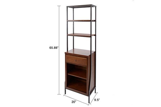 Blakely Storage Linen Cabinet, , large