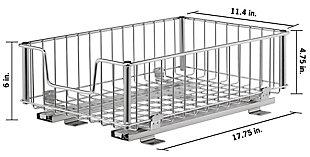 TRINITY Sliding Wire Drawer, , large
