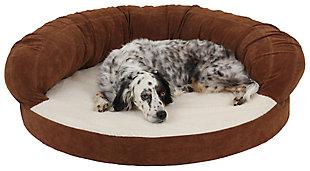 Ortho Medium Sleeper Bolster Pet Bed, , large