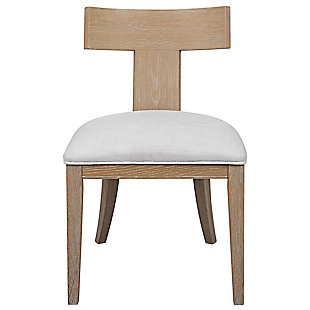 Uttermost Idris Armless Chair, , large
