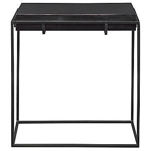 Uttermost Telone Modern Side Table, , large