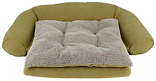 Ortho Small Sleeper Comfort Couch® Pet Bed, Sage, large