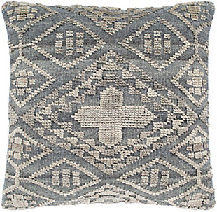 Surya Nobility Hand Knotted Pillow Cover, , large