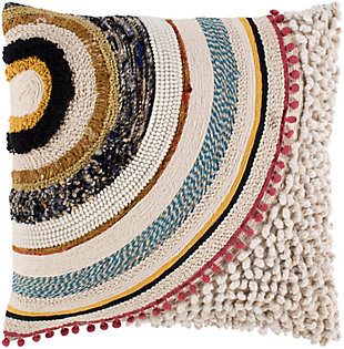 Surya Fleetwood Woven Pillow Cover, , large