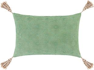 Surya Accra Woven Pillow, , rollover