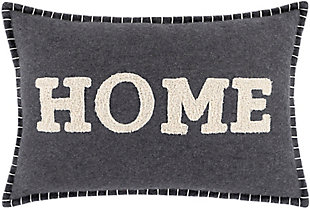 Surya Home Time Pillow, , large