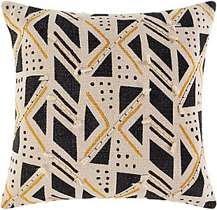 Surya Binga Geometric Pillow Cover, , rollover