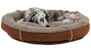 Berber Medium Round Comfy Cup® Pet Bed, , large