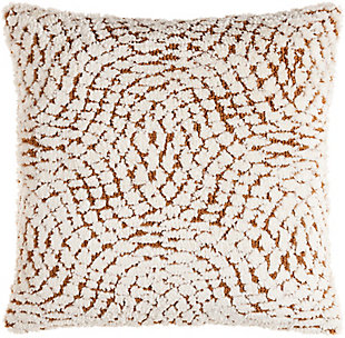 Surya Kabela Pillow Cover, Camel, large