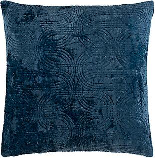 Surya Velvet Deco Pillow, , large