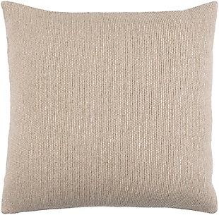 Surya Willa Pillow, Ivory, large