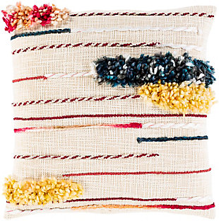 Surya Zena Pillow Cover, Multi, large