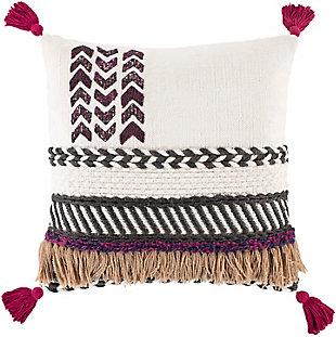 Surya Zuri Pillow Cover, Multi, large