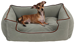 Kuddle Extra Small Lounge Pet Bed, , rollover