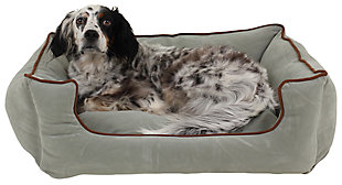 Kuddle Small Lounge Pet Bed, , large