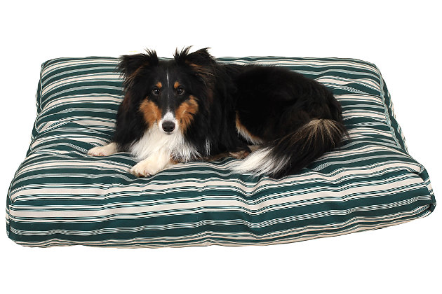 Jamison Small Striped Bed, , large