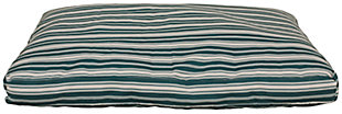 Jamison Medium Striped Pet Bed, , large