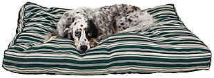 Jamison Medium Striped Pet Bed, , rollover