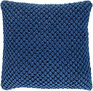 Surya Godavari Crochet Pillow, , large
