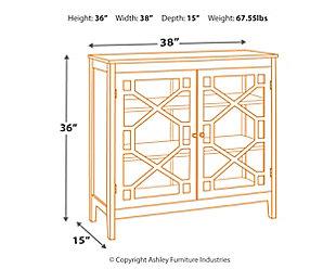 Fetti Double Door Cabinet, , large