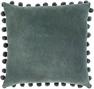 Surya Serengeti Pillow Cover, Sage, rollover