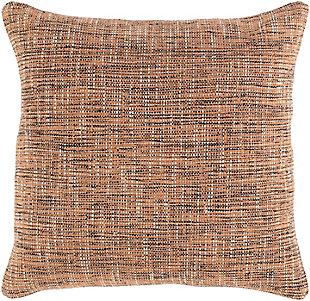 Surya Pluto Pillow Cover, Khaki, rollover