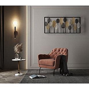 Gild Design House Alondra Metal Wall Decor, , rollover