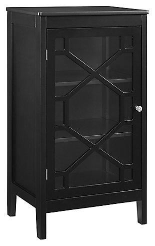 Felicia Single Door Cabinet, , large