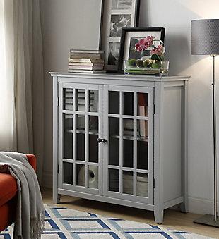 Leslie Double Door Cabinet, , rollover