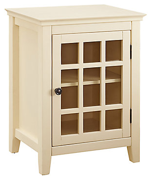 Leslie Single Door Cabinet, , large