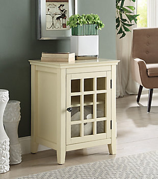 Leslie Single Door Cabinet, , large