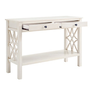 Whitley Antique Finish Console Table, , rollover