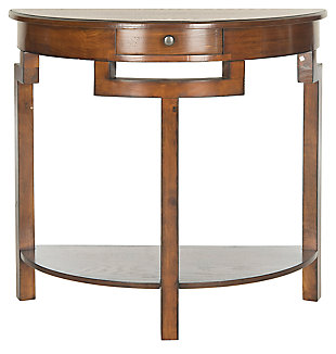 Liana Console, Brown, large