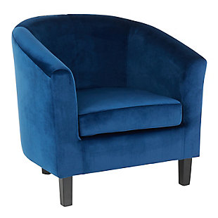 LumiSource Claudia Accent Chair, , large