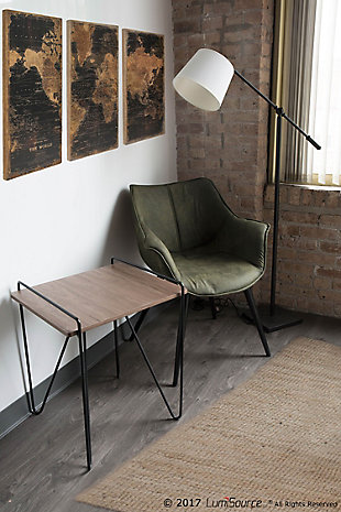 LumiSource Loft End Table, , rollover