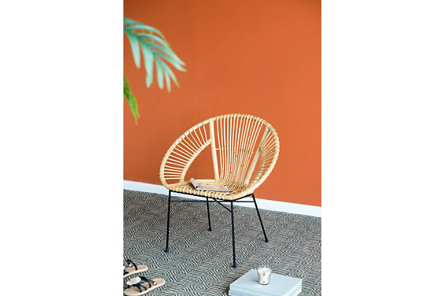 AB Home Chenoa Jawit Chair, , large