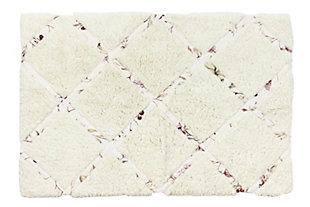 Croscill Bath Rug 20X30, Multicolor, , large