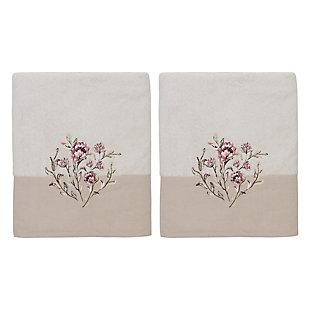 Croscill 2pk Bath Towel 27X52, Multicolor, , large