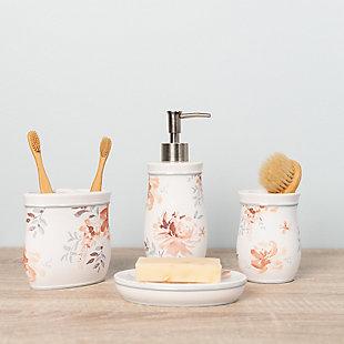 Croscill Soap Dish, Multicolor, , rollover