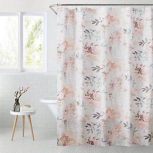 Croscill XL Shower Curtain 72X84, Multicolor, , rollover