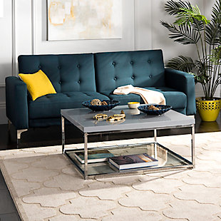 Malone Coffee Table, Gray, rollover