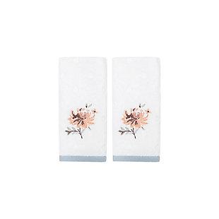 Croscill Fingertip Towel 2 pack Set 11X18, Multicolor, , large