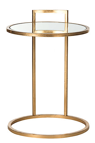 Calvin Round End Table, , large