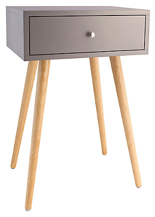 Astro Accent Table, Gray, large