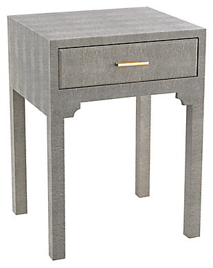 Sands Point Accent Side Table with Drawer, , large