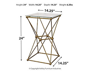 Molecular Accent Table, , large